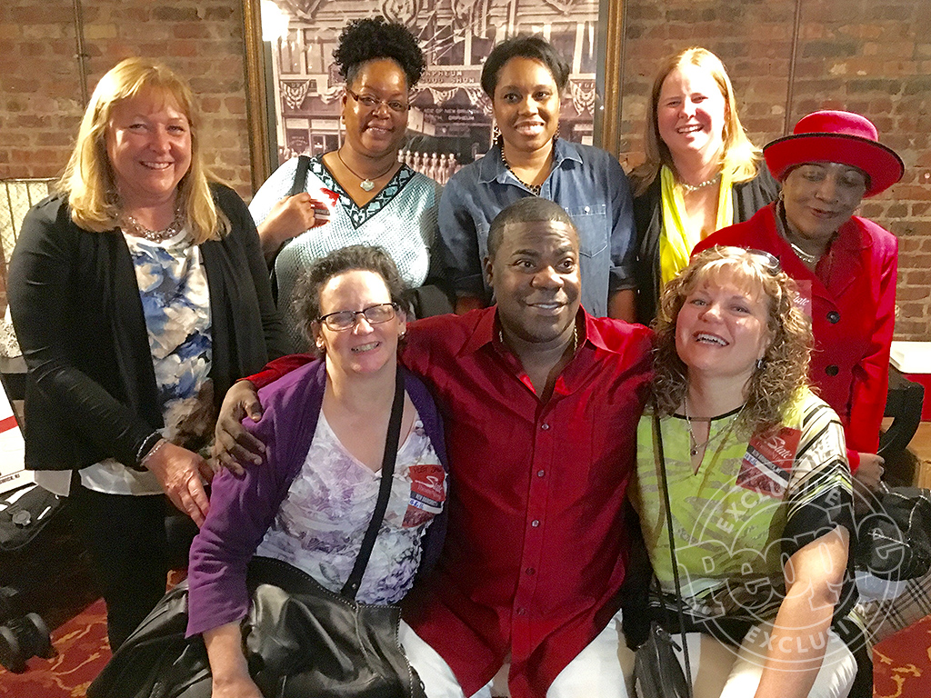 Tracy Morgan Performs for his Doctors and Nurses at the State Theatre