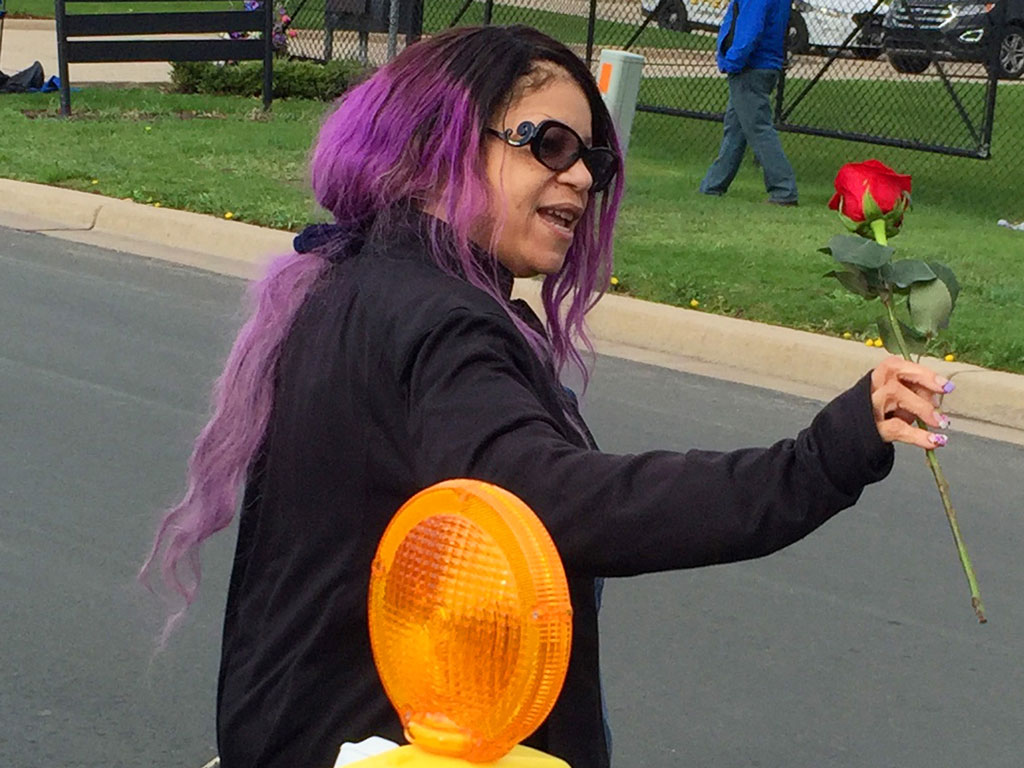'I Know He Loved You Too': Prince's Sister Greets Fans Outside Paisley Park| Death, Prince