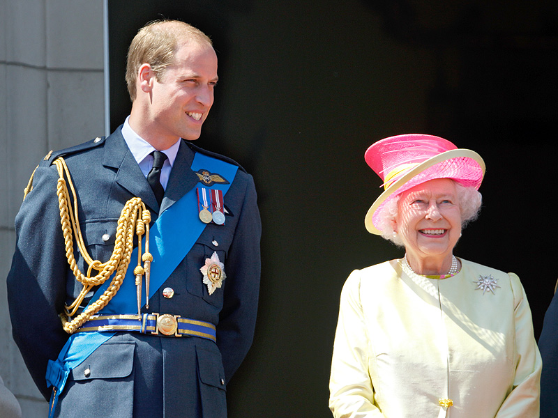 Prince William Shares How Queen Elizabeth Helped Him After Losing Princess Diana: 'She's Been a Very Strong Female Influence'| The British Royals, The Royals, Prince William, Princess Diana, Queen Elizabeth II