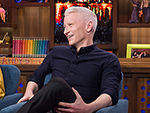 WATCH: Anderson Cooper Isn't Exactly Counting Out Replacing Michael Strahan on Live