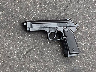 Baltimore Police Shoot 13-Year-Old Boy Who Was Holding a Replica Handgun