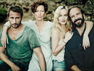 PEOPLE Review: Tilda Swinton and Ralph Fiennes Make Waves in the Sexy Thriller A Bigger Splash