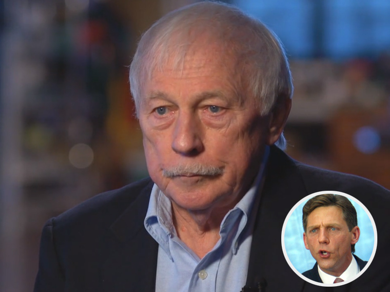 Scientology Leader David Miscavige's Father Speaks Out About Him – as His Son Threatens to Sue| Religion, Books, Tom Cruise