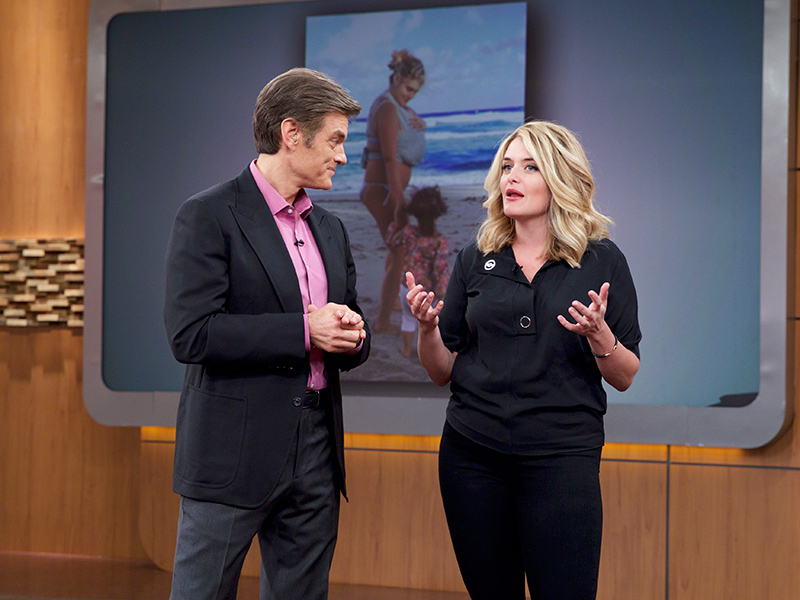 Family Feud! Dr. Oz and Daphne Oz Sound Off on Being Emmy Rivals and Why 'Outworking Everyone Else Is the Most Important Thing'| People Picks, TV News, Daphne Oz, Dr. Oz