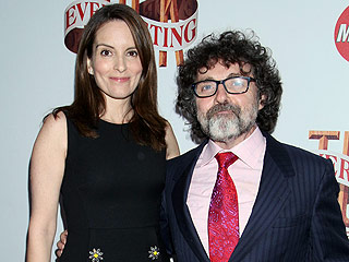 Tina Fey and Husband Jeff Richmond Enjoy Date Night at Broadway Opening of Tuck Everlasting