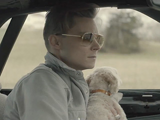 FROM EW: Frankie Ballard Is Going, Going, Gone in 'El Camino' Music Video