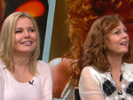 Susan Sarandon & Geena Davis Open Up About Thelma & Louise's Iconic Final Scene – and George Clooney Reading for Brad Pitt's Part