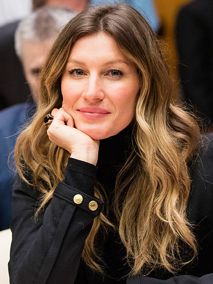 Gisele Bündchen Was Told She'd Never Be on a Magazine Cover as a Young Model: 'They Said My Nose Was Too Big and My Eyes Were Too Small'| Victoria's Secret, People Picks, Giselle Bundchen, Tom Brady
