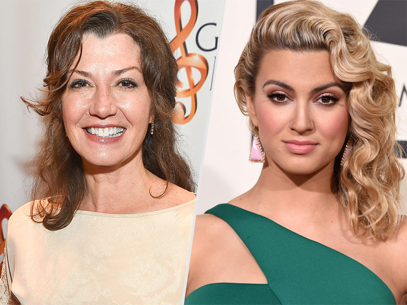 Amy Grant Teams Up with Tori Kelly to Remake Her '91 Hit 'Baby Baby' for Its 25th Anniversary| Heart in Motion, Music News, Amy Grant