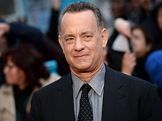 Tom Hanks Predicts Donald Trump Will Become President When 'Spaceships Come Down Filled With Dinosaurs'