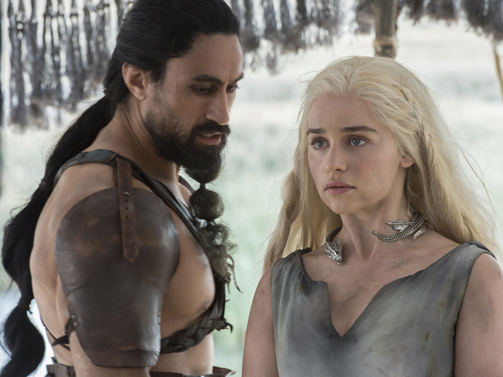 Game of Thrones: Who Is Khal Moro Actor Joseph Naufahu?