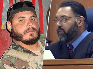 North Carolina Judge Sentences Fellow Veteran to Jail – Then Goes Behind Bars With Him: 'We're in the Foxhole Together'