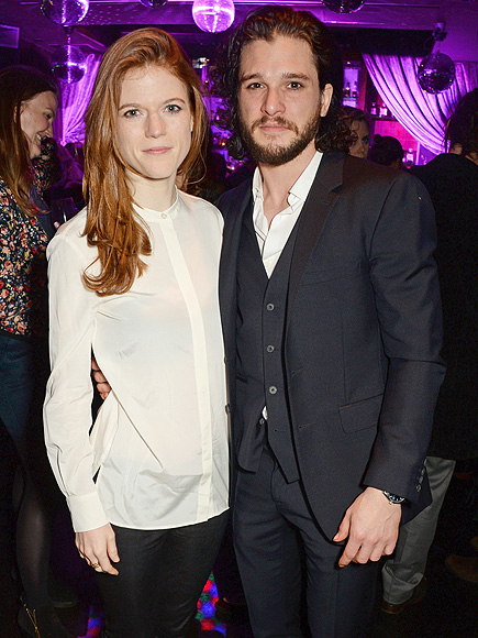 Gone but Not Forgotten! Game of Thrones Stars Kit Harington and Rose Leslie Step out for a Romantic Night in London| Couples, Game of Thrones, People Picks, TV News, Kit Harington, Rose Leslie