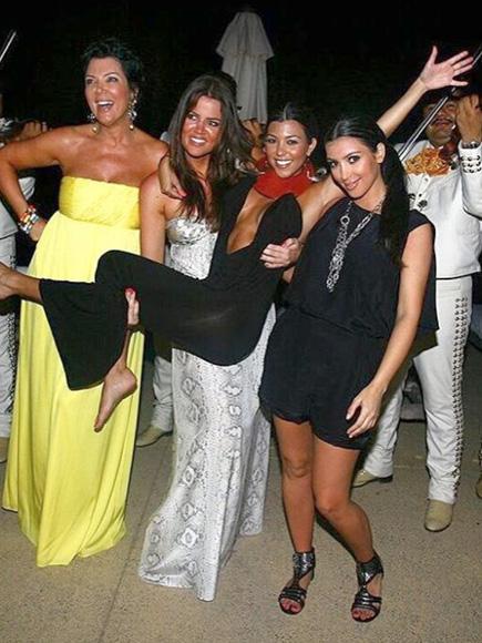 'Viva La Birthday!' Kourtney Kardashian Shares Throwback Video to Her 30th Birthday in Mexico with Kim, Khloé and Rob  Birthdays, Kids & Family Life, Birthday, TV News, Khloe Kardashian, Kim Kardashian, Kourtney Kardashian, Kris Jenner, Rob Kardashian