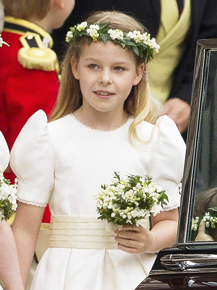 Remember the Flower Girl Who Stole Will and Kate's Wedding? Find Out Where She Is Now!| The British Royals, The Royals, Kate Middleton, Prince William