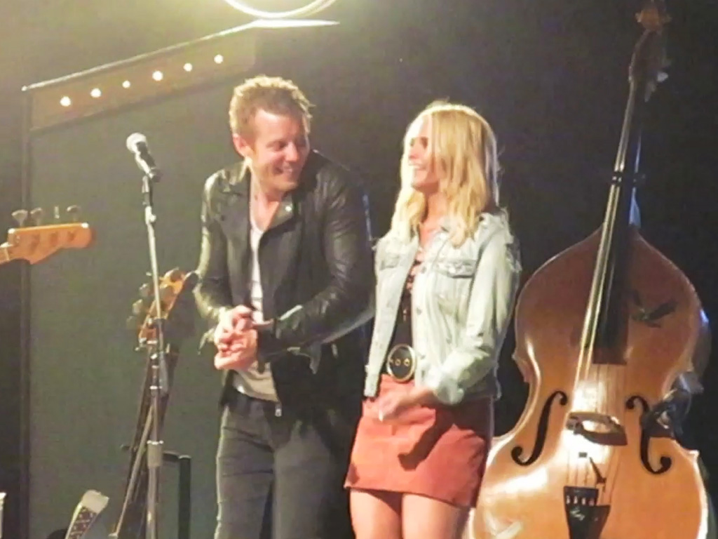 Miranda Lambert Joins Anderson East on Stage to Perform 'My Girl' at Chris Stapleton's Show| Country, Music News, Chris Stapleton, Miranda Lambert