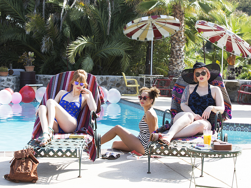ModCloth Taps Employees and Friends to Model Their Latest Swimwear Line| Bodywatch, Clothing Store