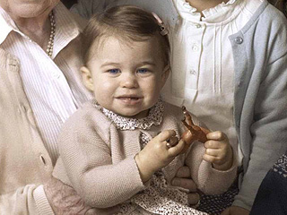How Princess Kate Is Preparing for Princess Charlotte's First Birthday