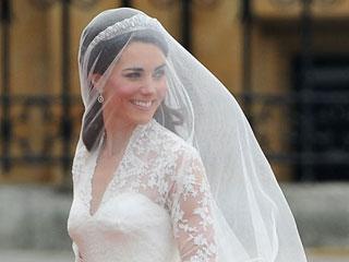 Princess Kate's Wedding Dress Designer Sued for Copyright