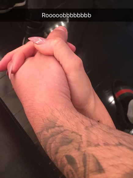 Reunited and It Feels So Good! Khloé and Rob Kardashian Hold Hands in New Photo| Keeping Up with the Kardashians, People Scoop, People Picks, TV News, Blac Chyna, Khloe Kardashian, Rob Kardashian