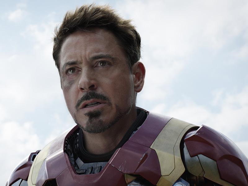 Robert Downey Jr Chris Evans