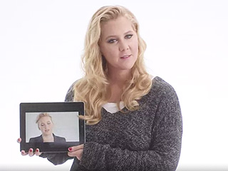 FROM EW: Watch Amy Schumer Fact-Check Jennifer Lawrence's Interview Quotes