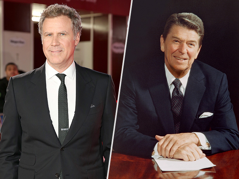Will Ferrell Pulls Out of Controversial Ronald Reagan Alzheimer's Comedy