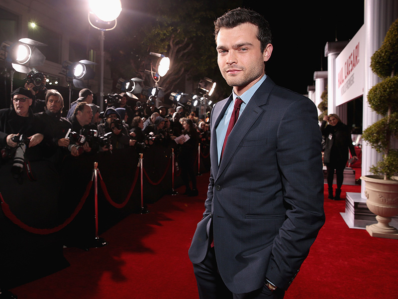 Meet the New Han Solo: 5 Things to Know About Alden Ehrenreich| Star Wars: The Force Awakens, Star Wars, Movie News, Chris Miller, Harrison Ford, Phil Lord, Woody Allen