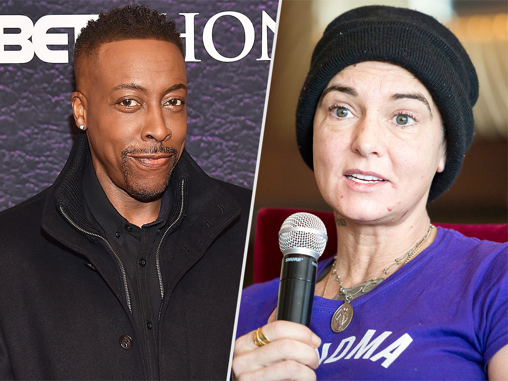 Sinead O'Connor Responds to Arsenio Hall's Libel Lawsuit: 'I'm More Amused Than I've Ever Dreamed a Person Could Be'| Crime & Courts, Arsenio Hall, Prince, Sinead O'Connor