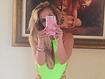 Britney Spears Shows off 'Favorite' New Swimsuit as She Showcases Slender Physique in Instagram Snaps