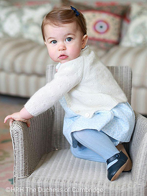 Happy Birthday, Princess Charlotte! See Her Oh-So-Adorable Baby Album