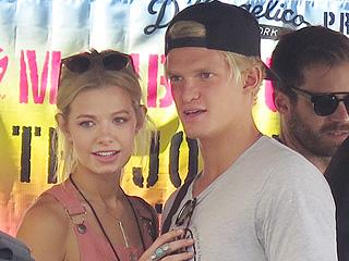 Cody Simpson's New Girlfriend Narrowly Escaped the 2014 Santa Barbara Shootings: Report