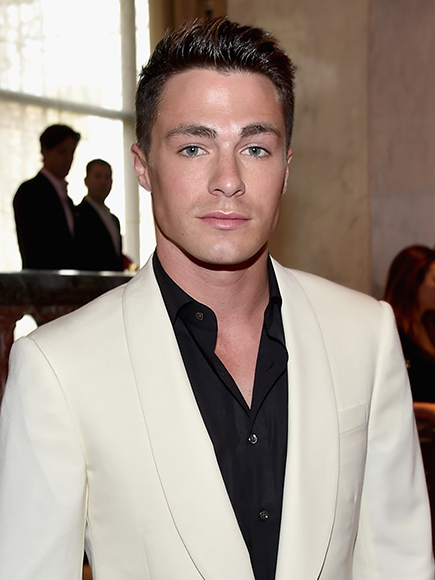 Colton Haynes Confirms He's Gay: 'It Took Me So Long to Get to This Point, but I'm Doing So Good'| Gays & Lesbians in Entertainment, Arrow, TV News
