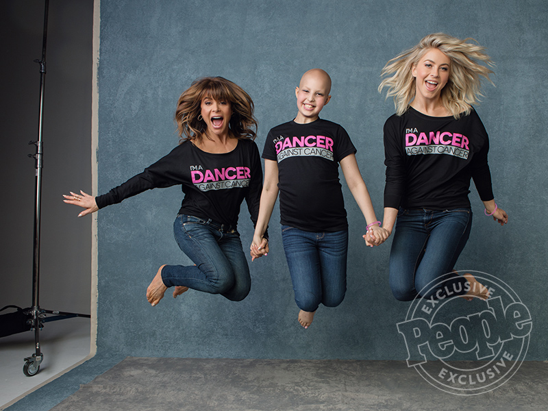 Vanessa Hudgens, Derek Hough, Julianne Hough, Paula Abdul and Chita Rivera Team Up to Support Dancers Impacted by Cancer