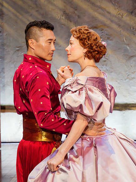 Daniel Dae Kim on His Broadway 'Victory' Headlining The King and I: 'I Didn't Know When This Train Was Going to Come Around Again'| The King and I, The King and I, People. com Franchises, People Picks, Individual Class, Daniel Dae Kim, Theater