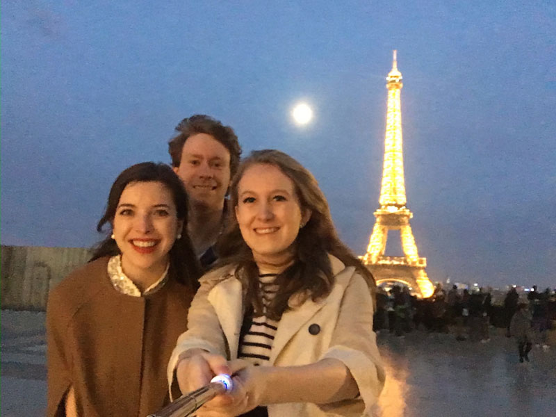 I Third Wheeled With My Best Friend and Her Husband On a Trip to Paris