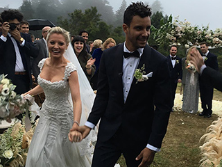 Empire Star Kaitlin Doubleday Is Married!