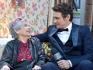 James Franco Reveals His Grandmother Has Died: 'She Had a Great Life'