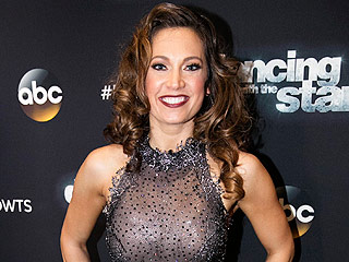 New Mom Ginger Zee on How DWTS Has Changed Her Body: 'I'm Really Happy'