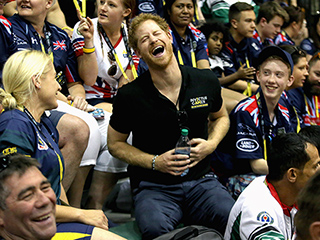 Prince Harry Says Queen Elizabeth Wanted to Make Another Invictus Games Response Video – This One for Australia