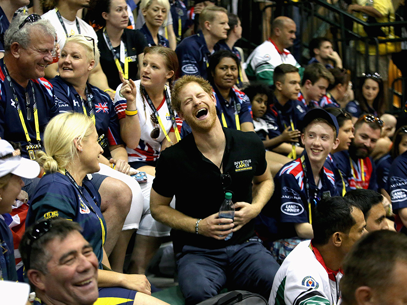 Invictus Games: Queen Elizabeth Wanted to Shoot a Video for Australia