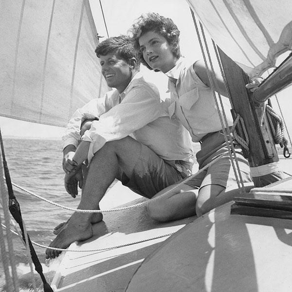 Jackie Kennedy-Onassis: Ihr Leben in Bildern - Bilder