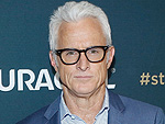 John Slattery Opens Up About Father's Hearing Loss, Working with Julia Louis-Dreyfus on Veep