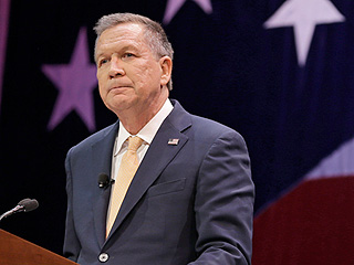Trump Denies John Kasich Was Promised Presidential Duties of 'Foreign and Domestic Policy' If He Agreed to Be V.P.