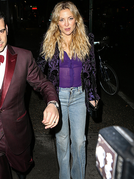 Kate Hudson and Nick Jonas Spotted Out On Lengthy Dinner Date