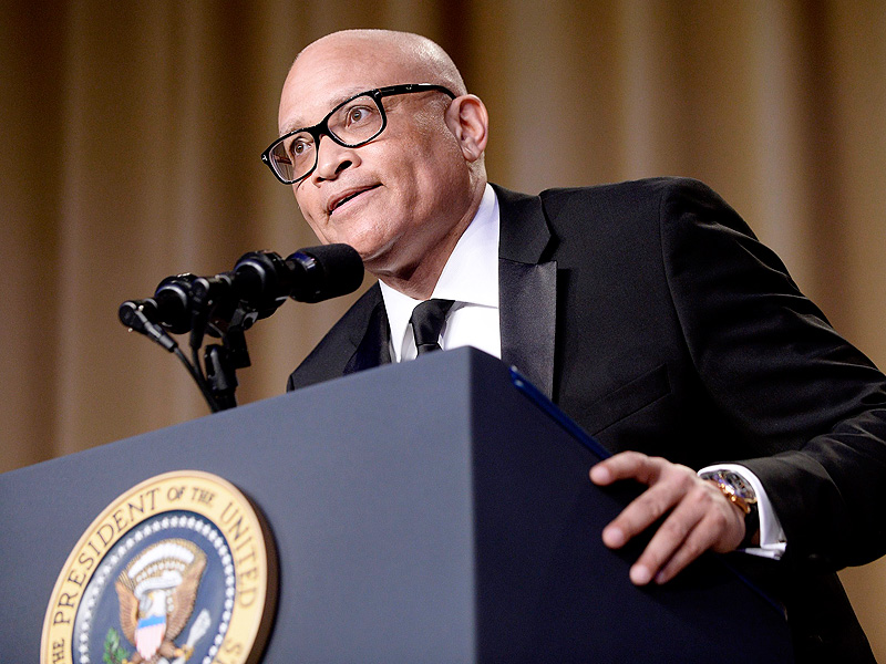 President Obama Not Offended by Larry Wilmore's Use of N-Word at WHCD