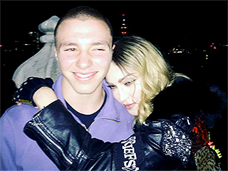 Madonna Reunites with Son Rocco – See the Adorable Photo