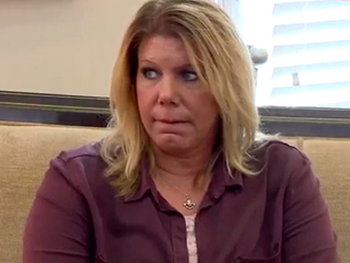 WATCH: Sister Wives's Kody Brown Reduces Wife Meri to Tears in Confrontation About Her Catfish Affair