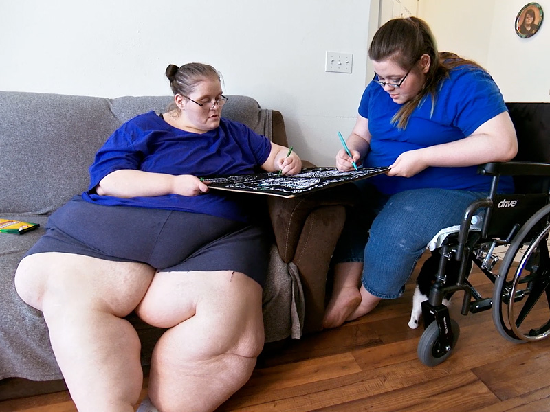 This Formerly 800-Lb. Woman Is Concerned Her Daughter Is Becoming Obese Too: 'She's a Food Addict Like I Am'  TLC, Body shaming, Diets, Nutrition, Obesity, Bodywatch