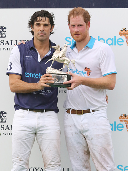 'Harry Is the Best as a Guy Friend': Polo Star Nacho Figueras Joins Prince Harry on the Royal's First Day in Florida| The Royals, Prince Harry